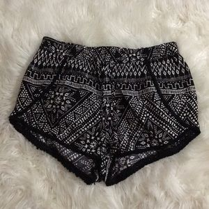 Garage relaxed short